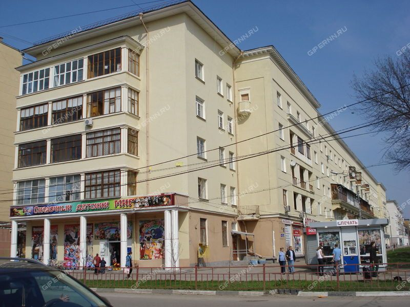 улица Краснодонцев, 1 фото