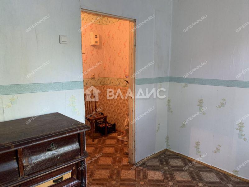 однокомнатная квартира на Железнодорожной улице дом 1А город Заволжье