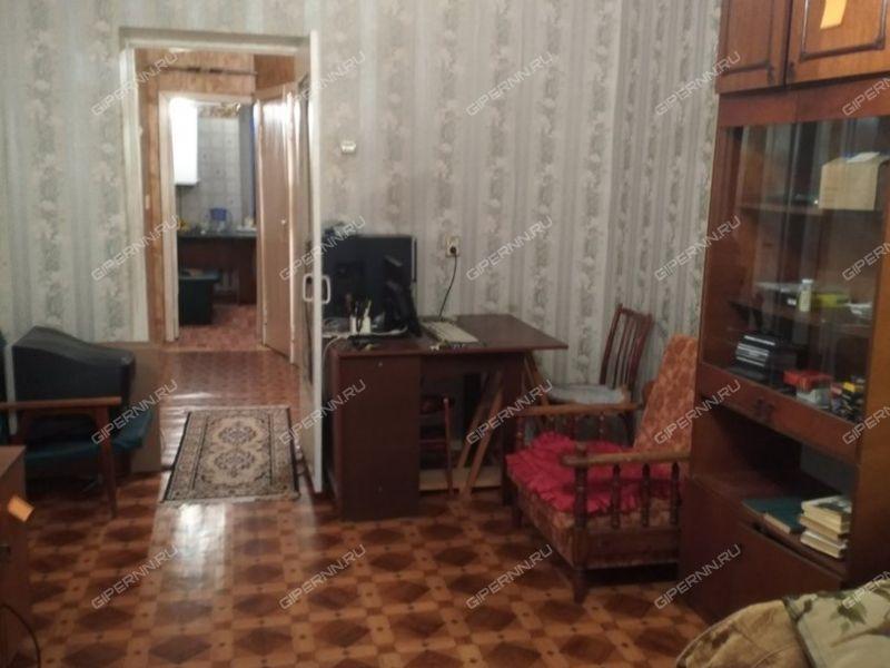 трёхкомнатная квартира на проспекте Дзержинского дом 8а город Балахна