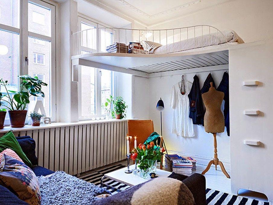 Как сделать второй этаж в квартире? - фото 8