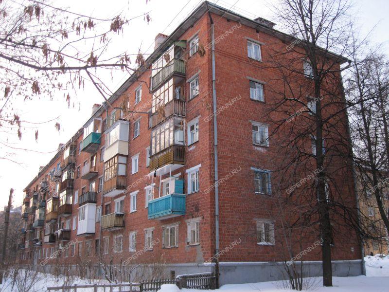 двухкомнатная квартира на улице Сурикова дом 6
