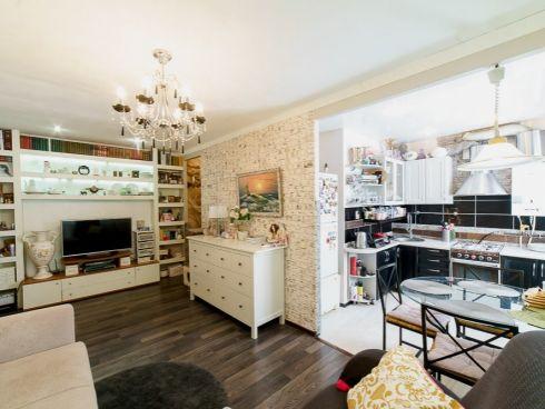 5 стильных квартир внижегородских хрущевках