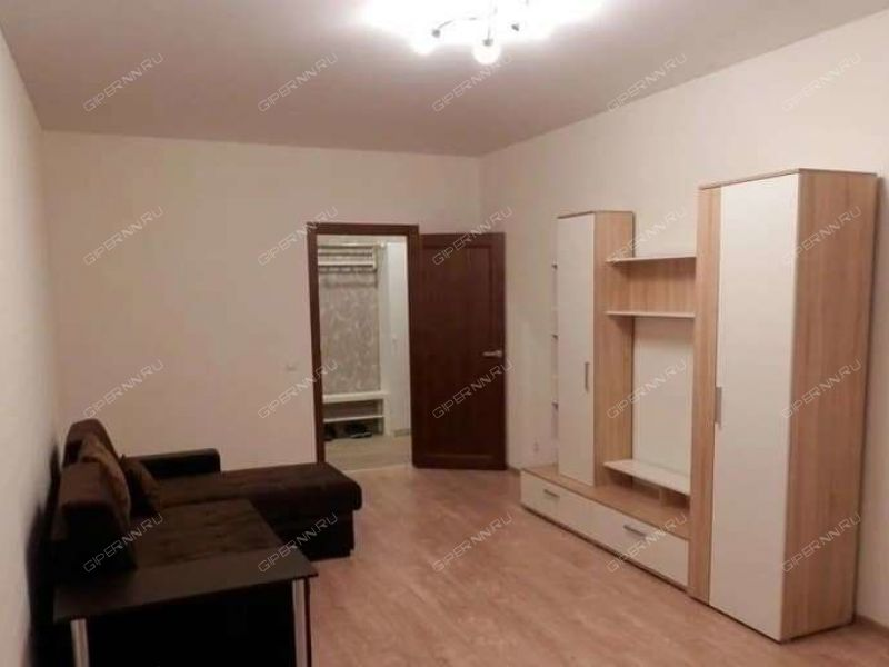 однокомнатная квартира на улице 1-й микрорайон Щербинки дом 19