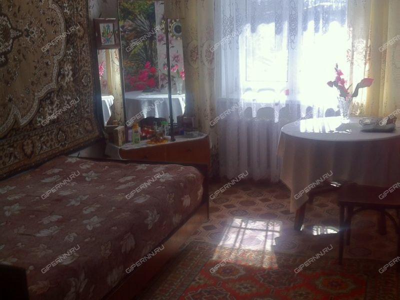 трёхкомнатная квартира на улице Мира рабочий посёлок Бутурлино