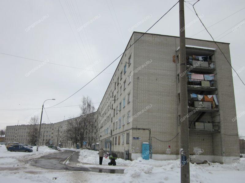 однокомнатная квартира на Мончегорской улице дом 12 к1