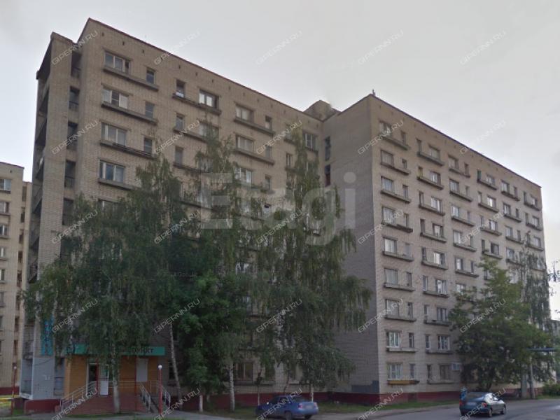 однокомнатная квартира на улице Мончегорская дом 16а