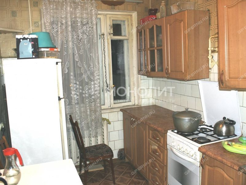 трёхкомнатная квартира на улице Маршала Рокоссовского дом 8