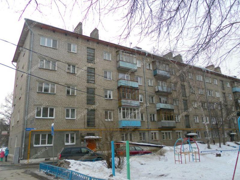 однокомнатная квартира на проспекте Героев дом 27