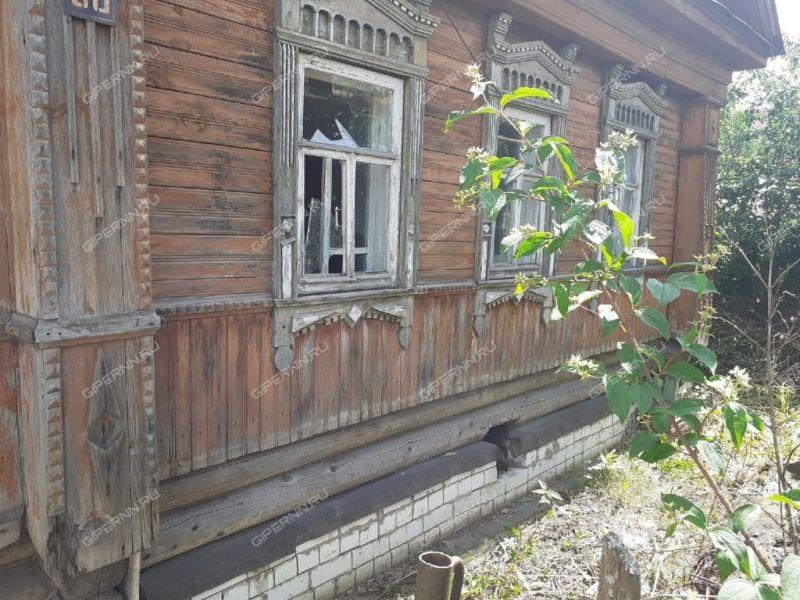 дом на улице Новая Линия село Кичанзино