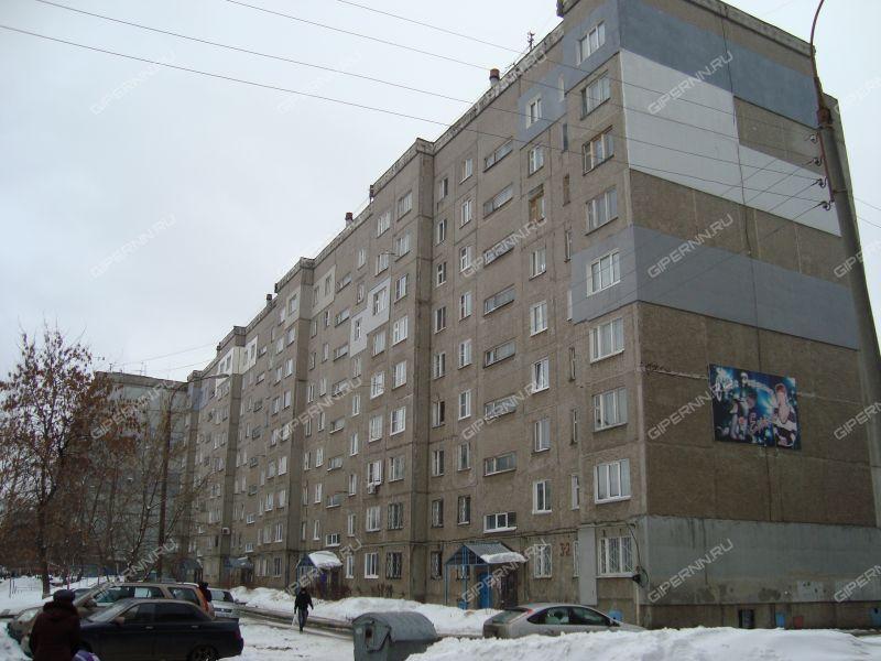 однокомнатная квартира на улице Голубева дом 3 к2