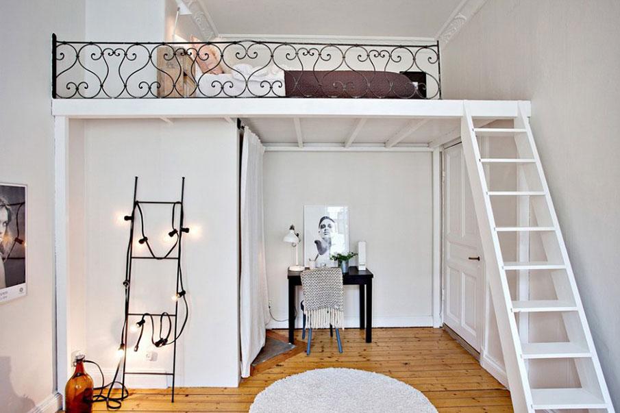 Как сделать второй этаж в квартире? - фото 7