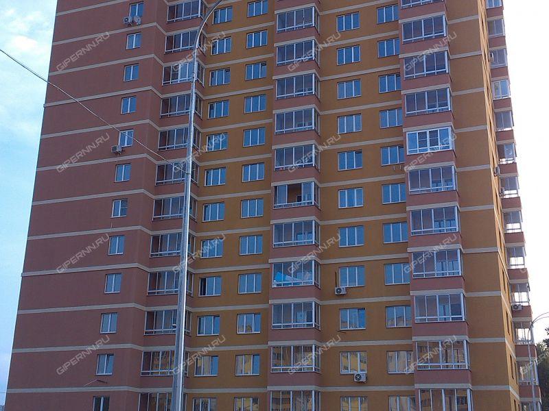 двухкомнатная квартира на Республиканской улице дом 43 к5