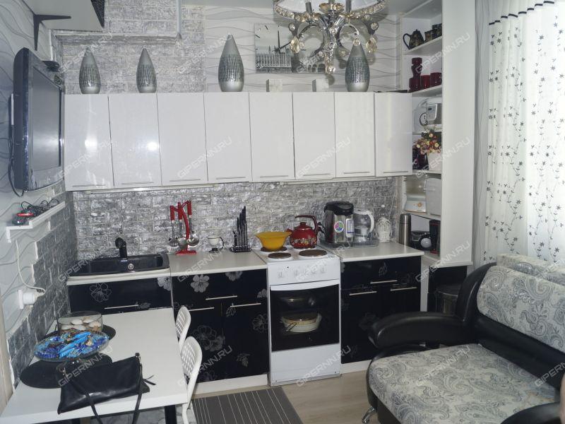 однокомнатная квартира на Художественная улица дом 8 посёлок Селекционной станции