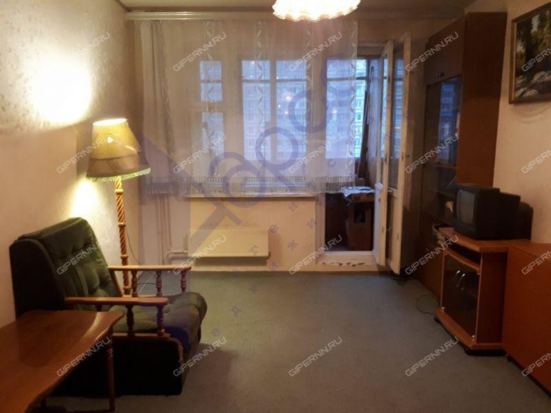 однокомнатная квартира на улице Пролетарская дом 14