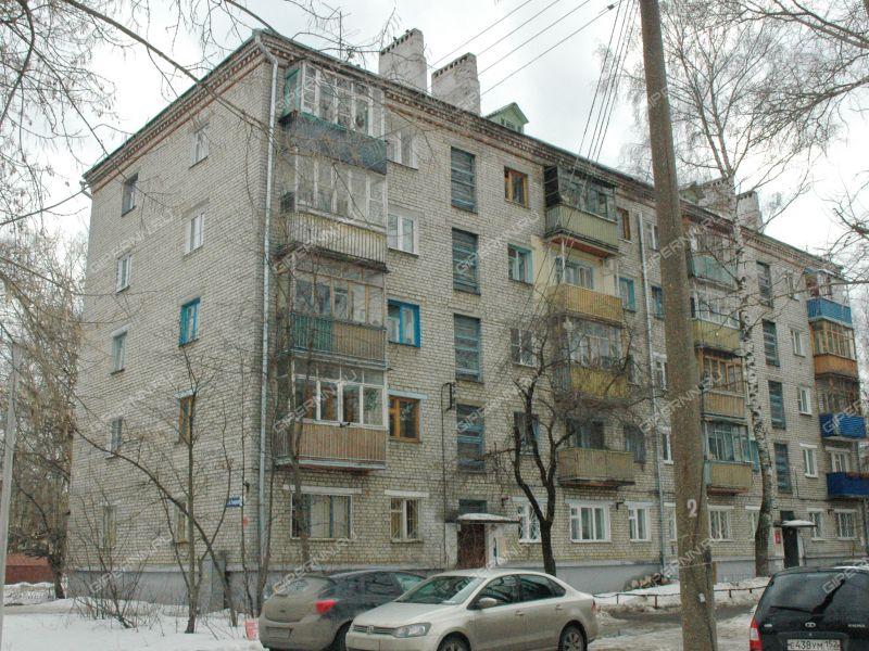 улица Космонавта Комарова, 14а фото