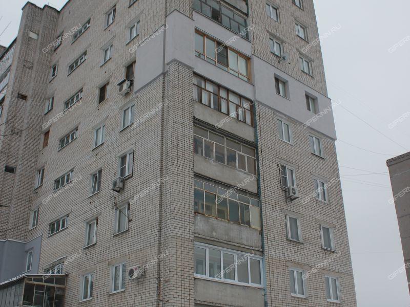 однокомнатная квартира на улице Матросова дом 25 город Дзержинск