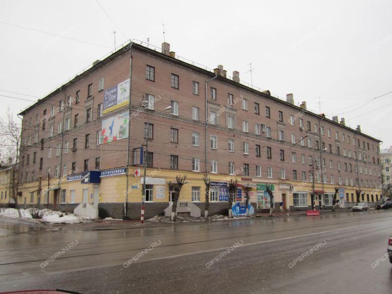 трёхкомнатная квартира на улице Октябрьской Революции дом 70