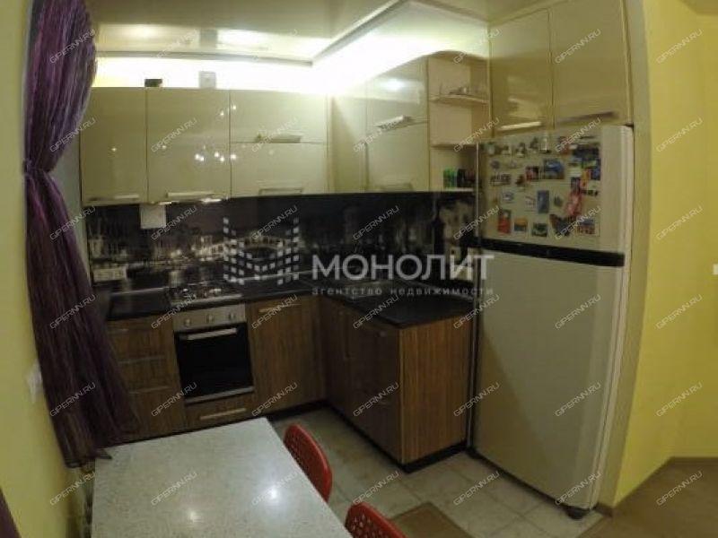 трёхкомнатная квартира на улице Вячеслава Шишкова дом 5 к1