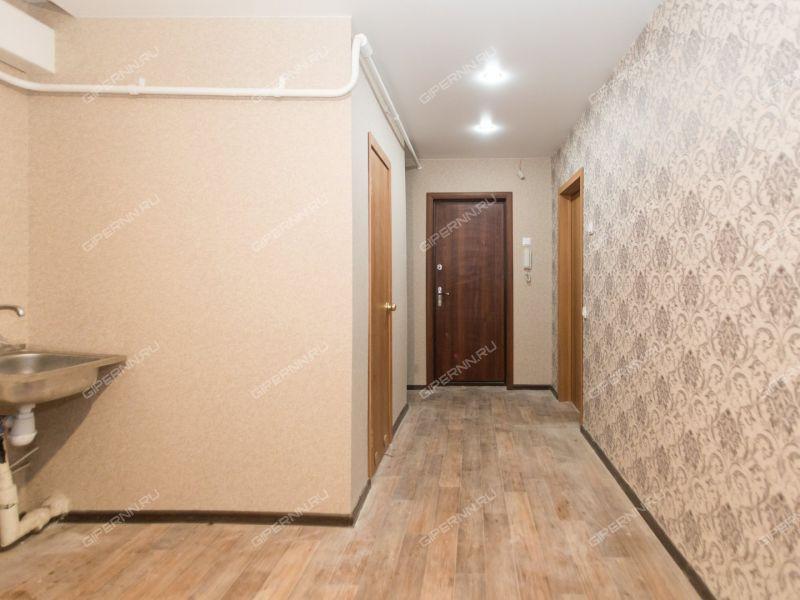 однокомнатная квартира на улице 40 лет Победы дом 6