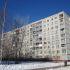 двухкомнатная квартира на улице Космическая дом 56