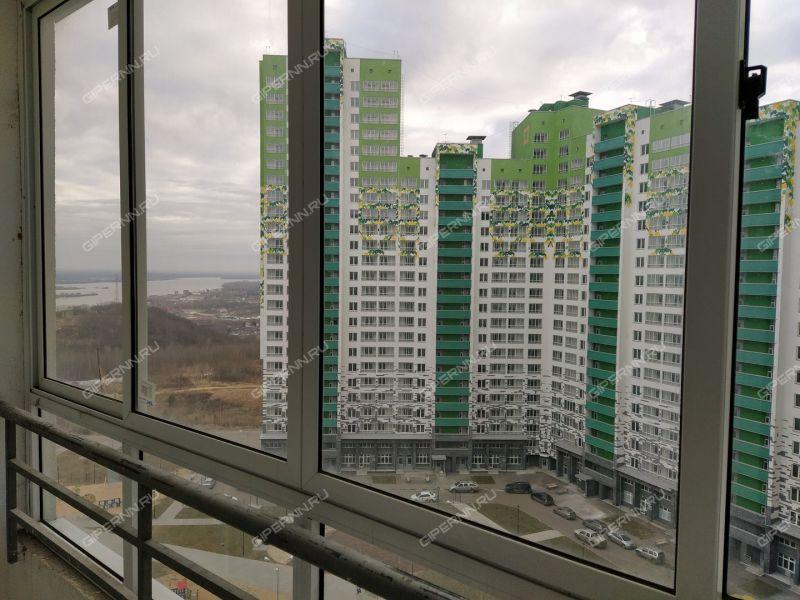 трёхкомнатная квартира на улице Лысогорская дом 89 к2