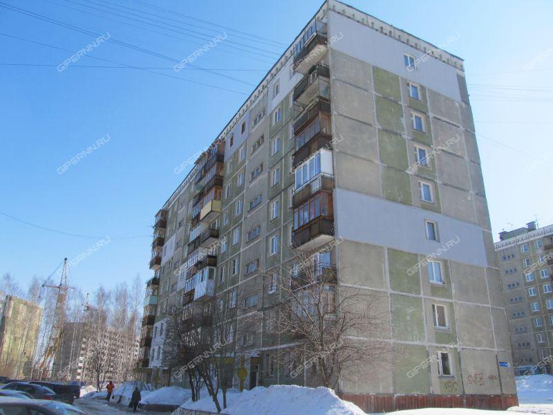 трёхкомнатная квартира на улице 40 лет Победы дом 12
