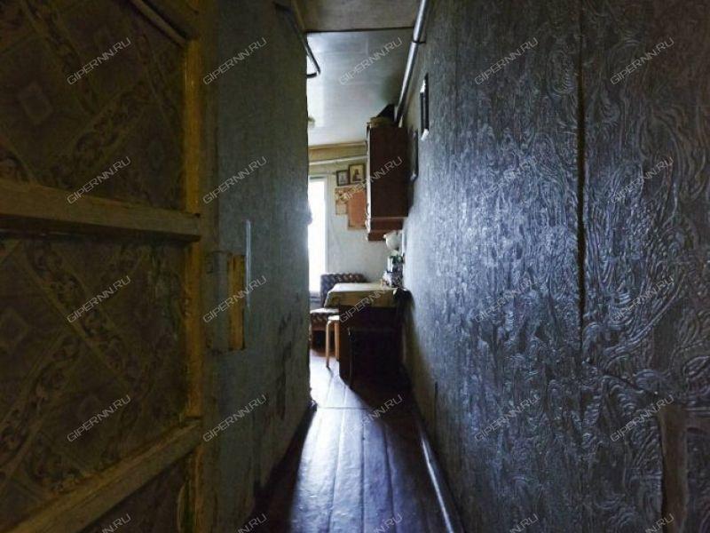 двухкомнатная квартира на улице Ильинская дом 10
