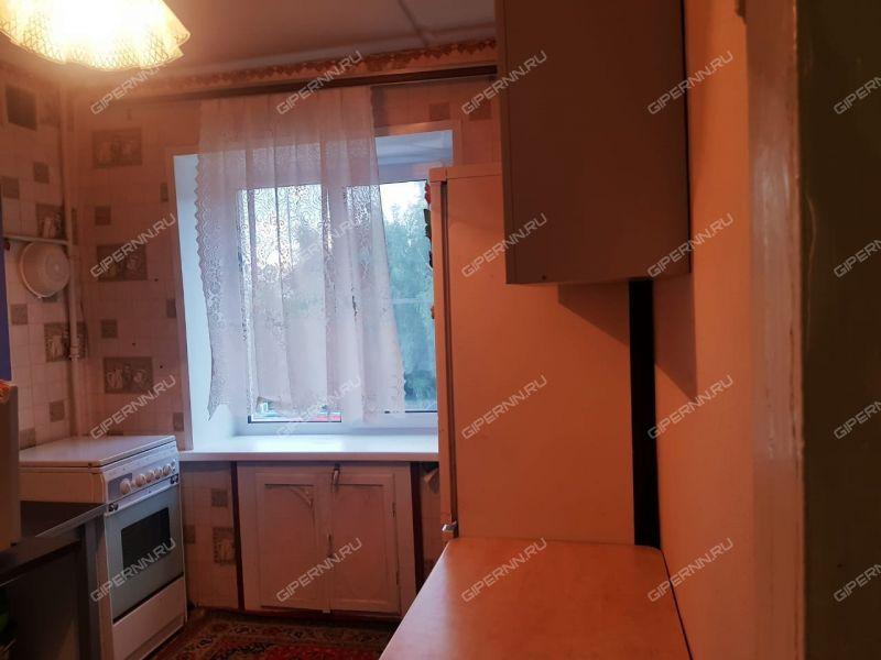 двухкомнатная квартира на улице Чапаева дом 4 город Балахна