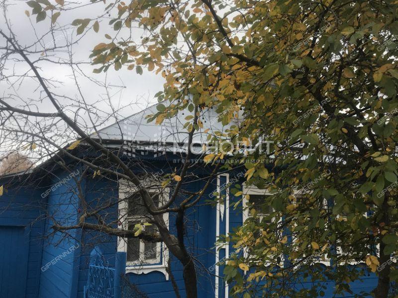 дом на улице Пионерская рабочий посёлок Дальнее Константиново