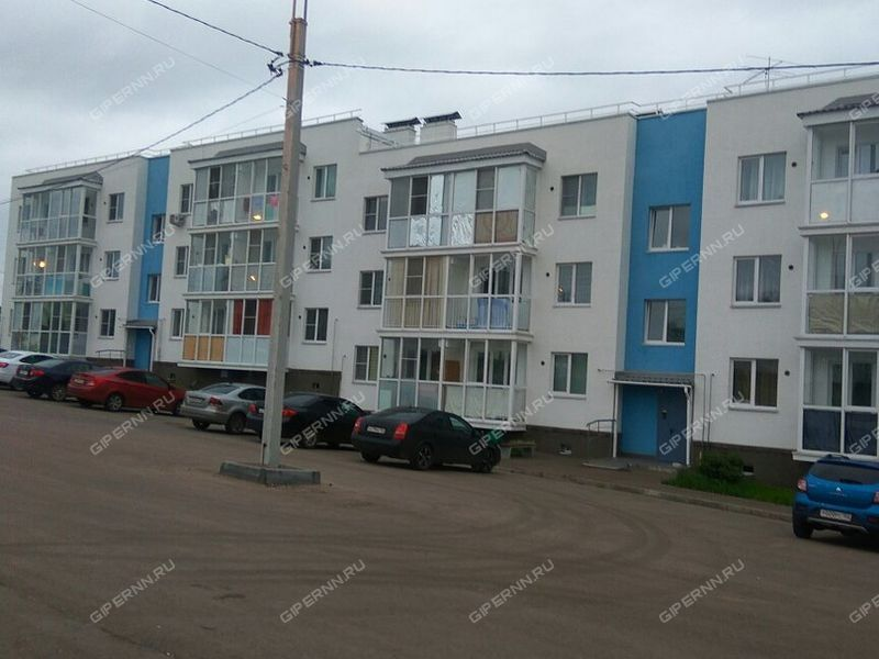 однокомнатная квартира в Весеннем проезде дом 4 посёлок Новинки