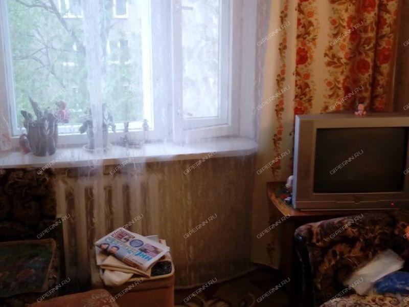комната в доме 43 на улице Дьяконова