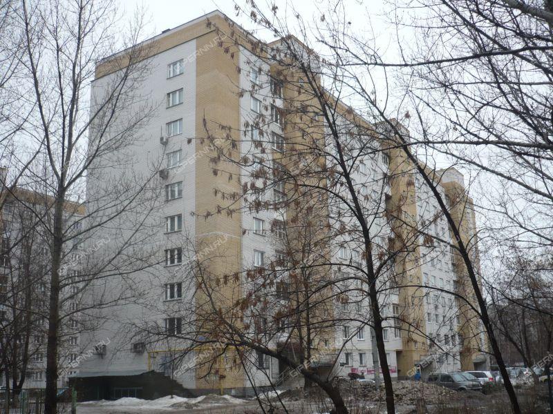 Тонкинская улица, 1а фото