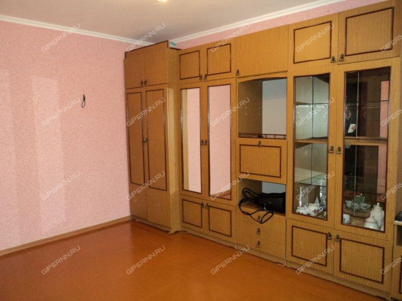 однокомнатная квартира на улице Зелёная дом 4 город Арзамас