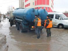 Большая вода. Как Нижний Новгород переживает паводок