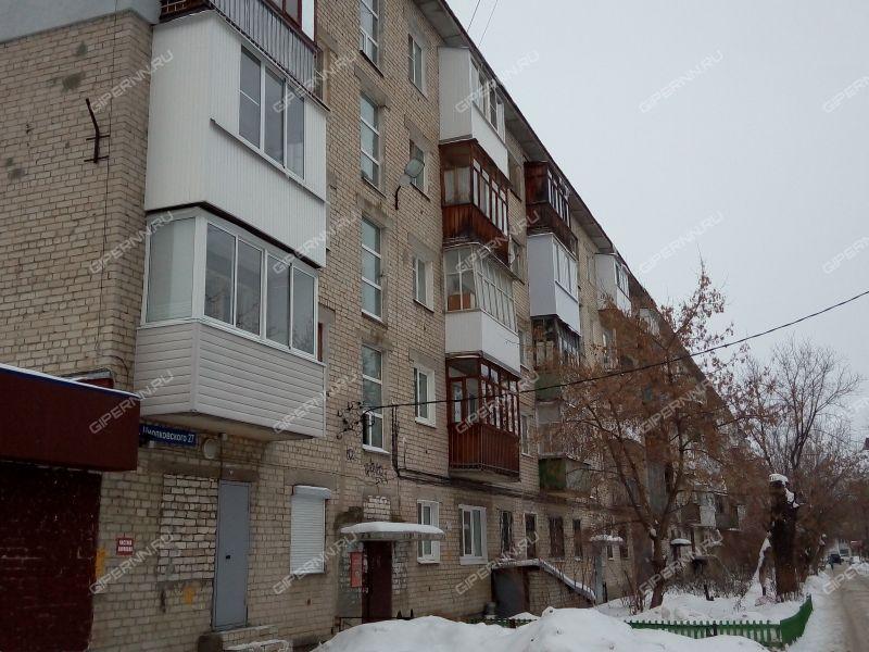 двухкомнатная квартира на проспекте Циолковского дом 23 город Дзержинск