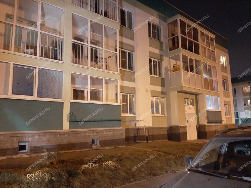 однокомнатная квартира на проспекте Олимпийский дом 22 посёлок Новинки