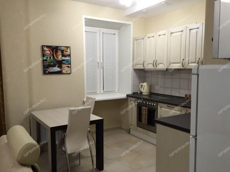 двухкомнатная квартира на улице Глеба Успенского дом 17