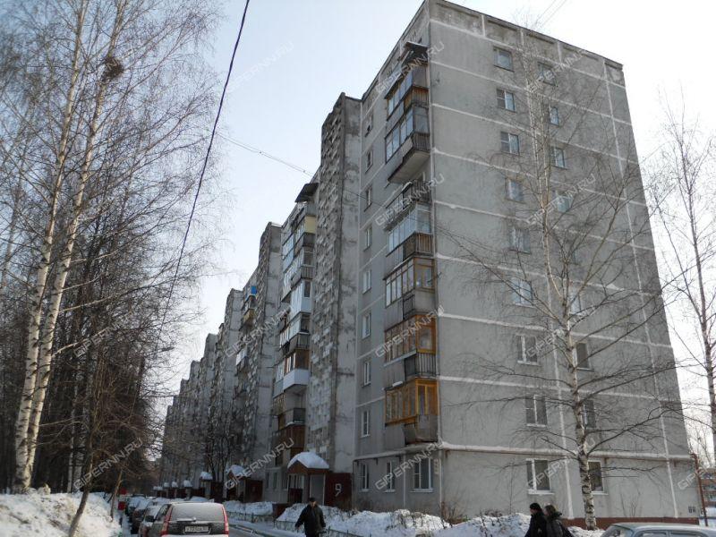 трёхкомнатная квартира на улице Маршала Рокоссовского дом 6