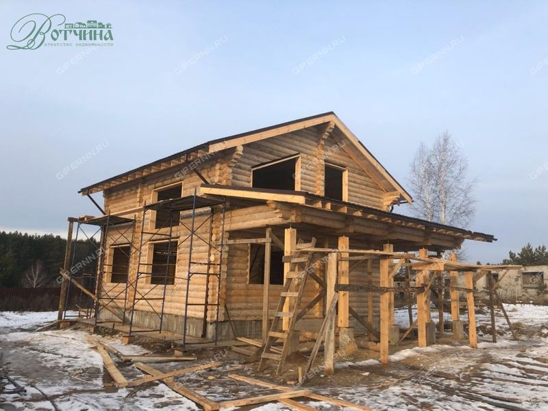 дом на улице Северная село Кирилловка