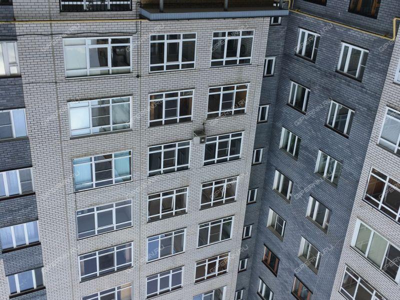 трёхкомнатная квартира на улице Бориса Корнилова дом 3 к3