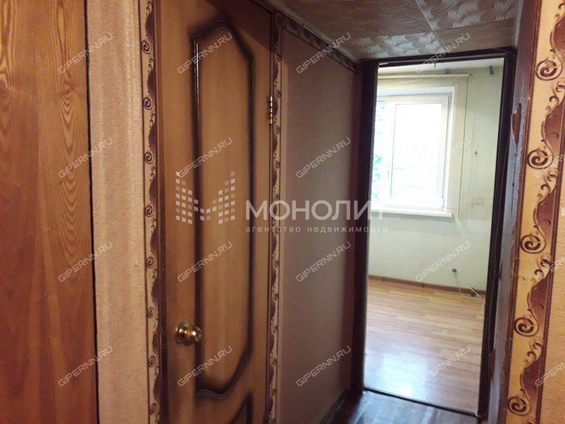 двухкомнатная квартира на улице Бориса Корнилова дом 3 к2