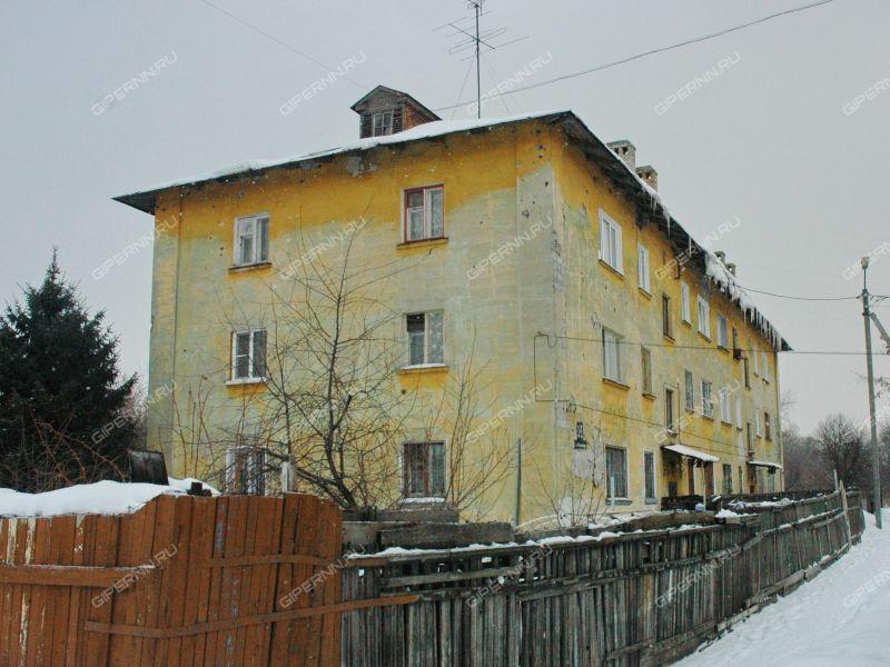 двухкомнатная квартира на улице Зенитчиков дом 14