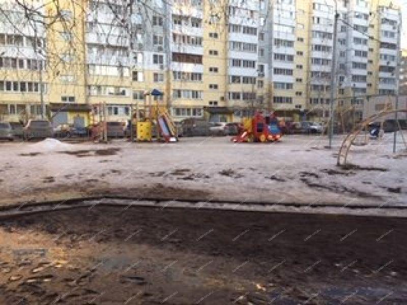 трёхкомнатная квартира на улице Адмирала Макарова дом 4 к2