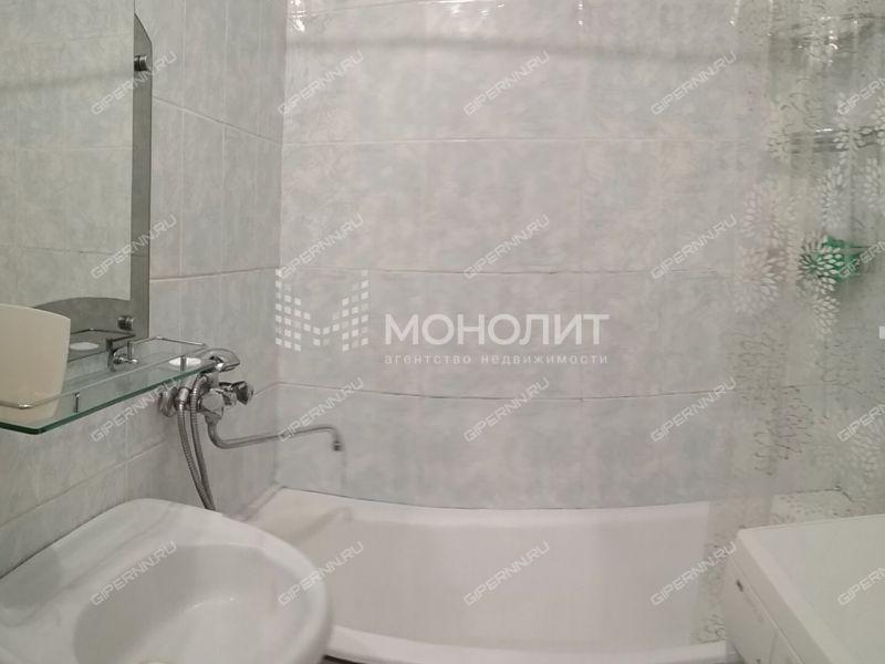 двухкомнатная квартира на улице Невзоровых дом 1